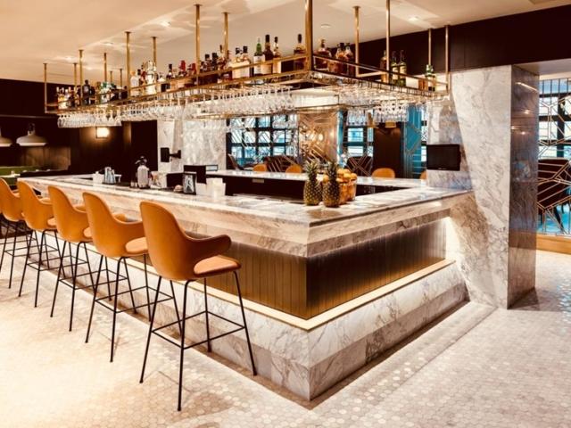 The Grand bar Amsterdam hotel stars