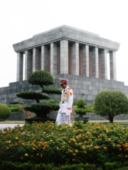 Ho Chi Minh Mausoleum Unsplash
