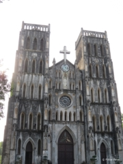 Sint Jozef Kathedraal Hanoi Saint Joseph Cathedral