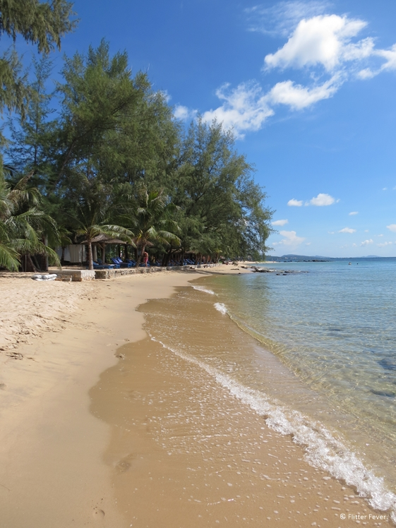 The best beach of Phu Quoc