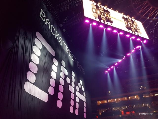 Backstreet Boys DNA concert in 02 Arena Prague