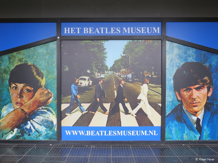 Beatles Museum Alkmaar (at its previous location)