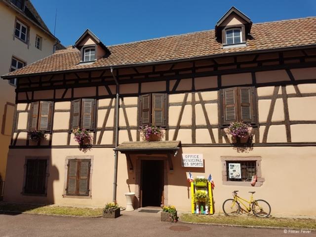 Colmar community sports office