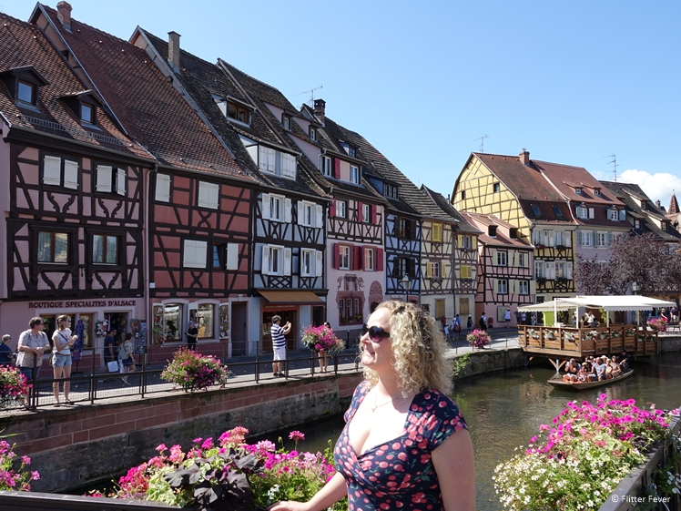 Charming Colmar most photographed town of France
