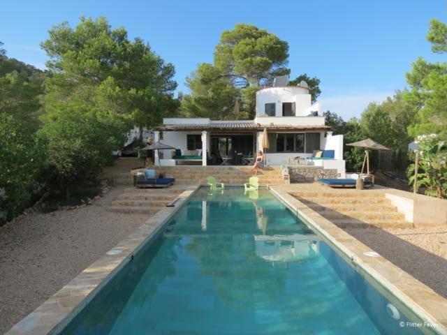 Harissa Villas Ibiza villa with pool and Es Vedra view (Ibiza)