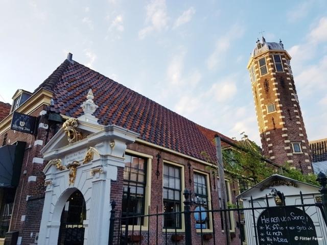 Heren van Sonoy restaurant in Hof van Sonoy in Alkmaar
