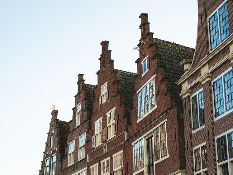 Hoorn houses