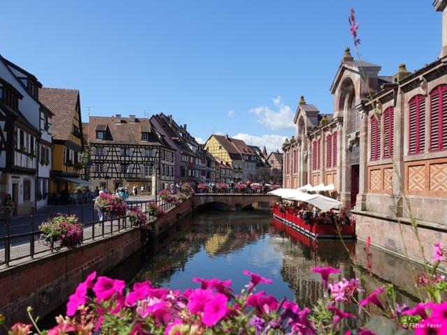 La Petite Venise a.k.a. Little Venice in Colmar