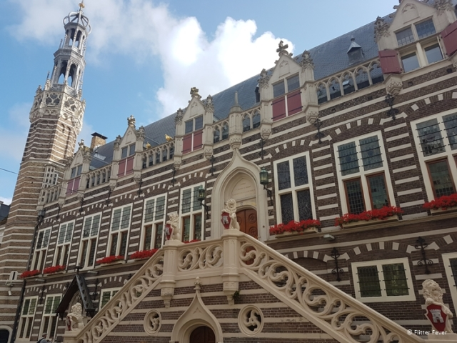Old Town Hall of Alkmaar