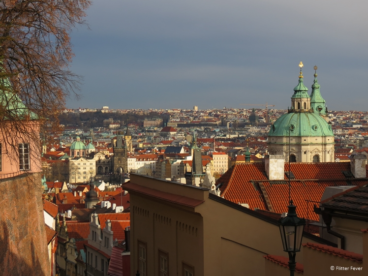 Prague Old Town is beautiful but can get really crowded