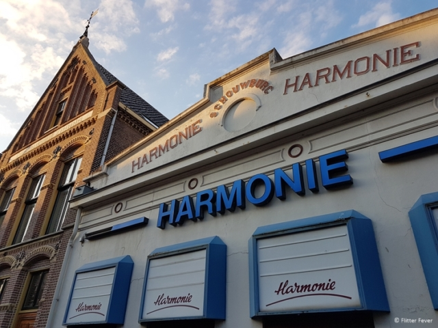 The old Harmony cinema Alkmaar bioscoop de Harmonie