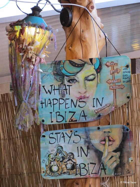 What happens on Ibiza, stays on Ibiza