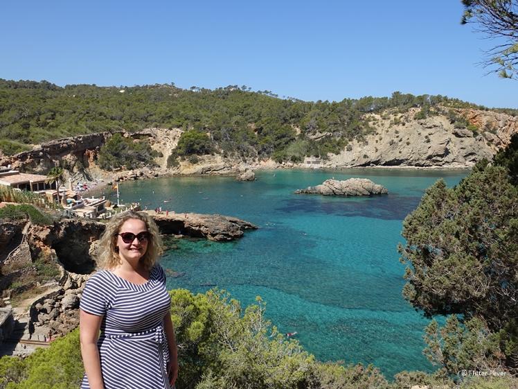Xarraca beach near Portinatx