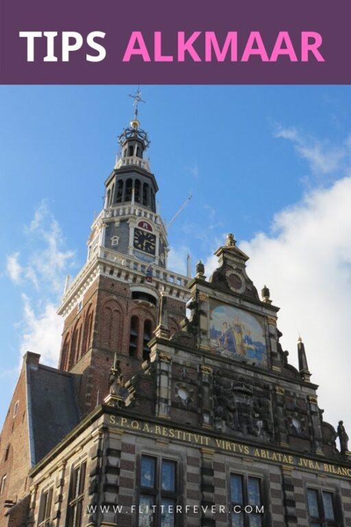 Alkmaar Tips Pinterest pin
