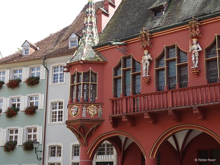 Architecture in Freiburg im Breisgau Germany