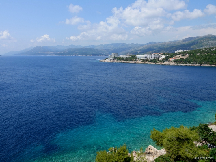Dubrovnik Palace Adriatic sea view
