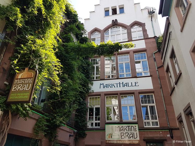 Markthalle in Freiburg - Martin's Brau
