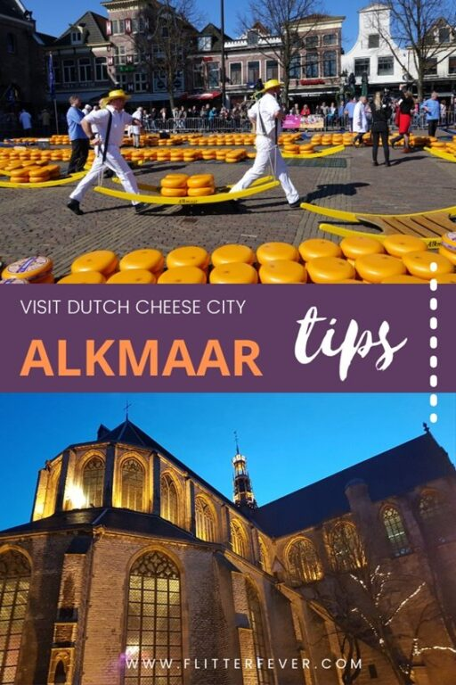 Tips Alkmaar Pinterest pin