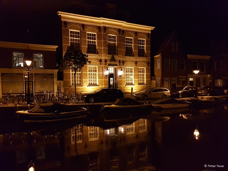 Verdronkenoord by night Alkmaar