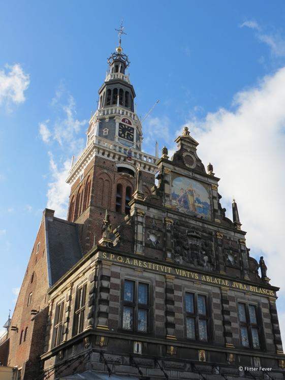 Waag Toren Alkmaar