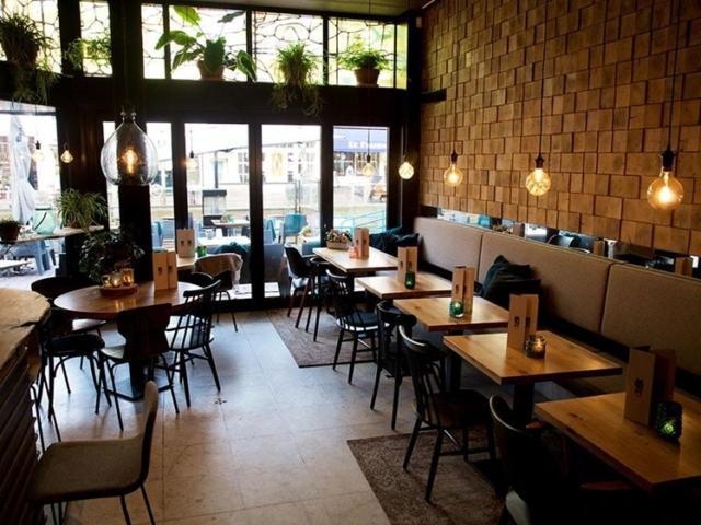Wolf Hotel Kitchen Bar in Alkmaar