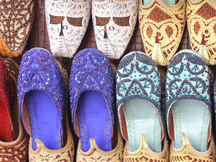 Arab shoes for sale in Dubai