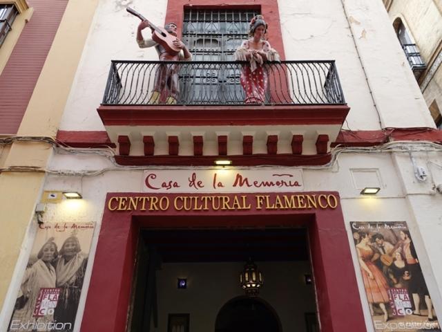 Centro Cultural Flamenco Seville