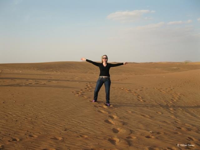 Arabian Desert in Dubai