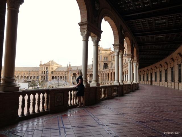 Gallery of Plaza de Espana Seville