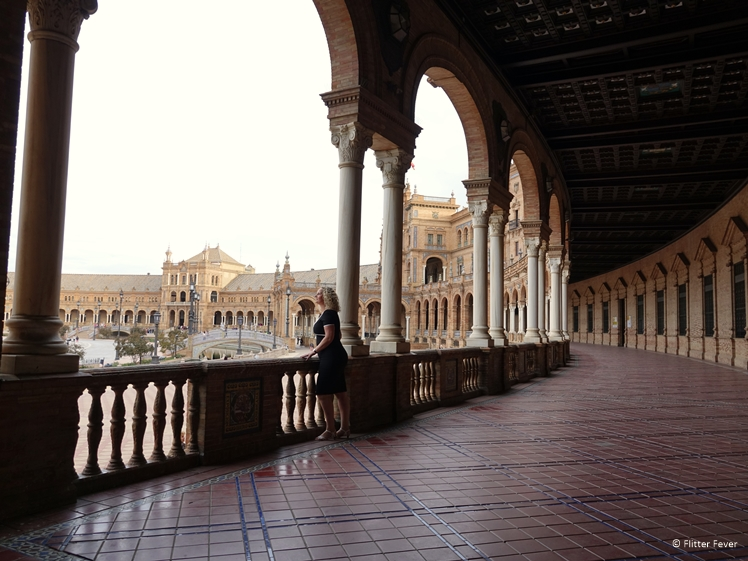 Gallery of Plaza de Espana Seville