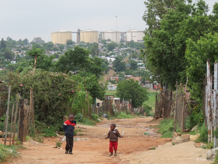 Kids in Soweto South Africa