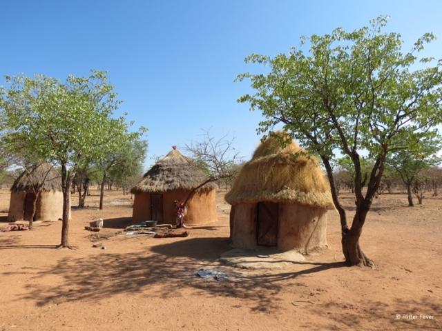 Otjikandero Himba Orphan Village in Namibia