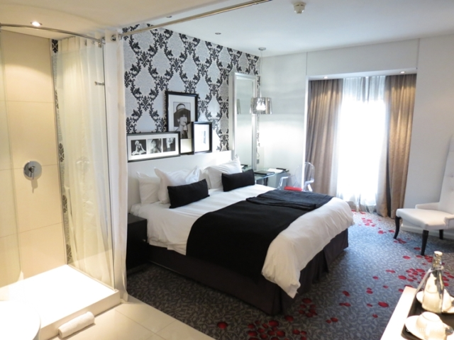 Protea Fire and Ice hotel in Melrose Arch Johannesburg