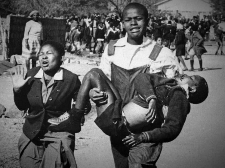 Soweto Uprising Hector Pieterson June 16, 1976