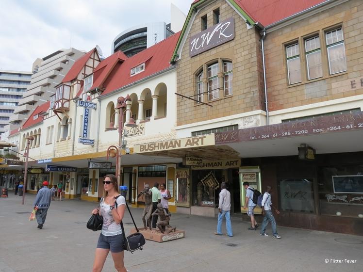 Windhoek shopping