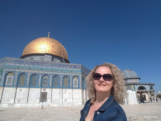 Dome of the Rock Jerusalem and me