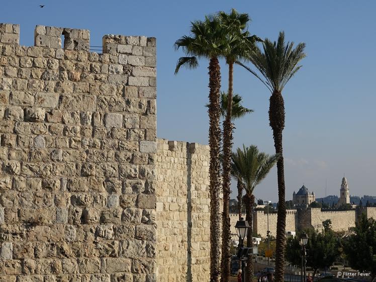Jaffa Gate Jerusalem