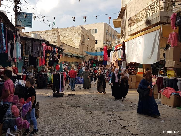 Local life at Children Street Bethlehem