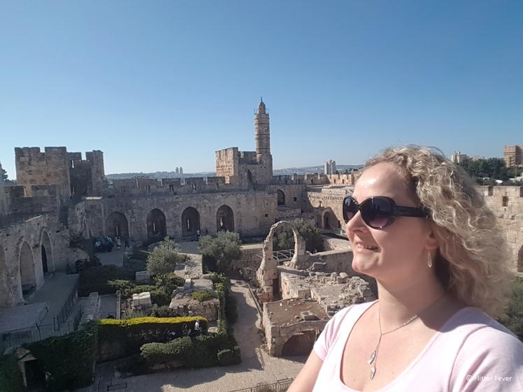 The Tower of David Jerusalem