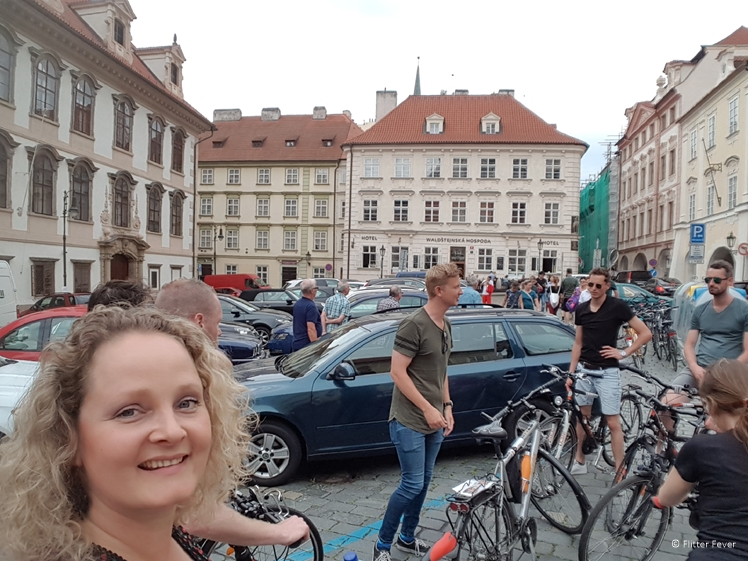 Going on a bicycle tour is a great way of traveling climate friendlier