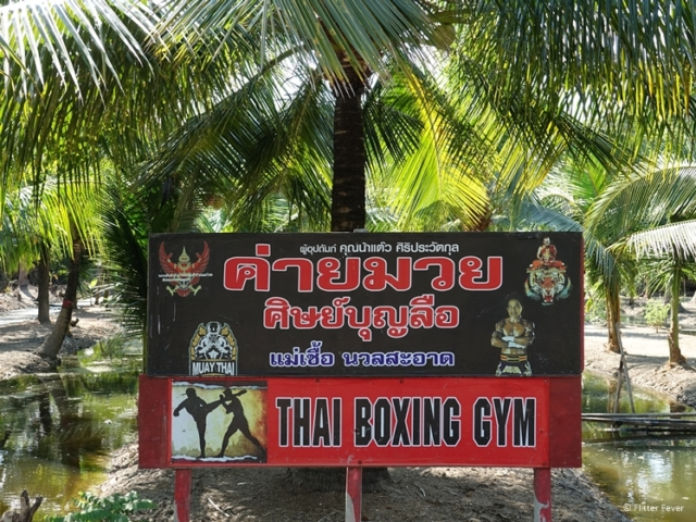 Muay Thai Boxing Gym Bang Kachao Soi Petchahueng 28