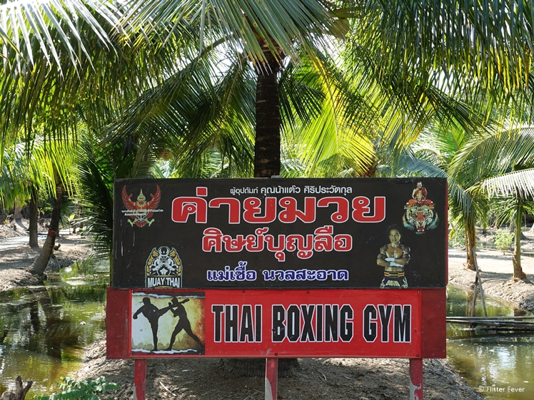 Thai Boxing Gym Bang Kachao at Soi Petchahueng 28