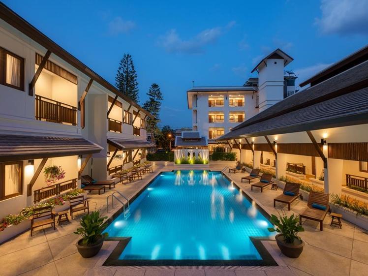 Villa Sanpakoi Chiang Mail