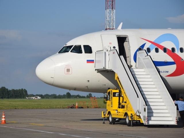 Aircraft at Krasnodar International Airport how to get to Krasnodar