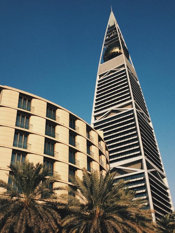Al-Faisaliah Tower, Riyadh, Saudi Arabia