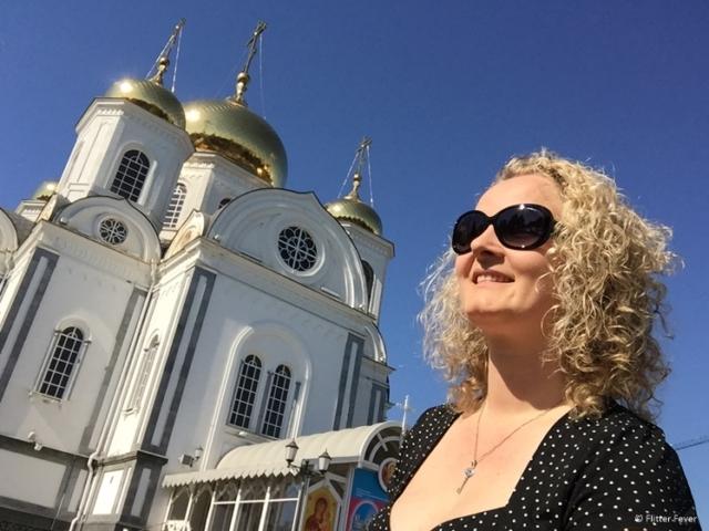 Alexander Nevskiy Cathedral Krasnodar