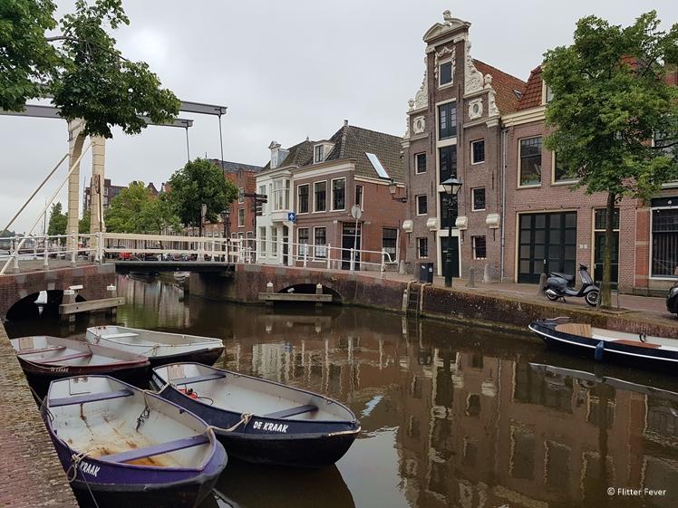 Boat rental De Kraak - Eenhoornbrug at Verdronkenoord, Alkmaar