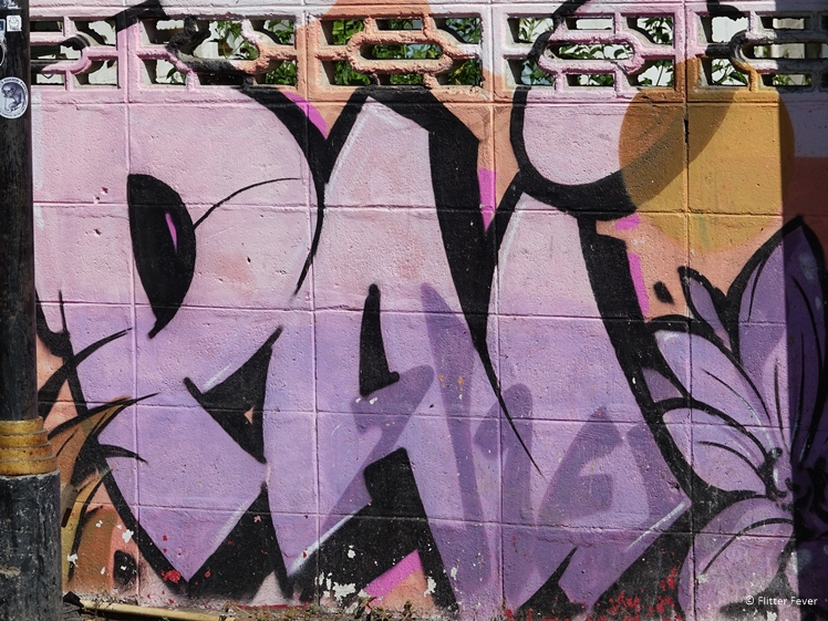 Pai street art