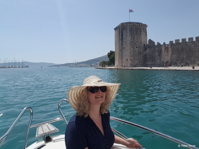Boat trip Trogir Croatia