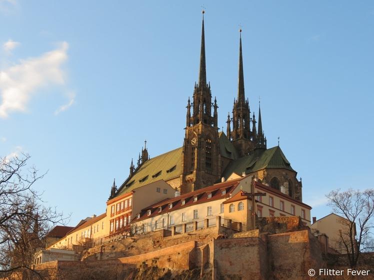 Brno church Czech Republic